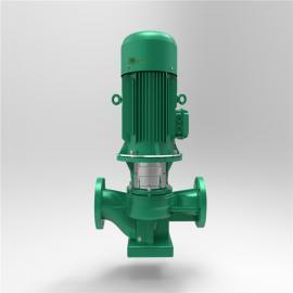 WILA定制 冷热水立式不锈钢多级泵 楼房自来水管道增压离心泵威乐