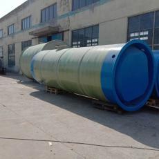 思源智能一体化污水集成泵站的价值体现SYPS-1600-3.5