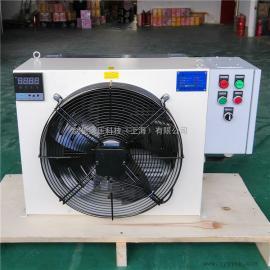 JIAN YI剑yiELAxi列自动温控型ye压风冷却器 自动温控qi停型油冷却xi统ELA-6S-A3