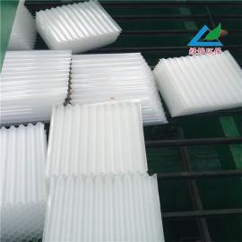 绿烨 聚丙烯蜂窝斜管填料 水处理六角蜂窝填料