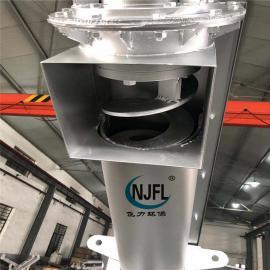 飞力环保不锈钢固液分离无轴螺旋式砂水分离器LSSF