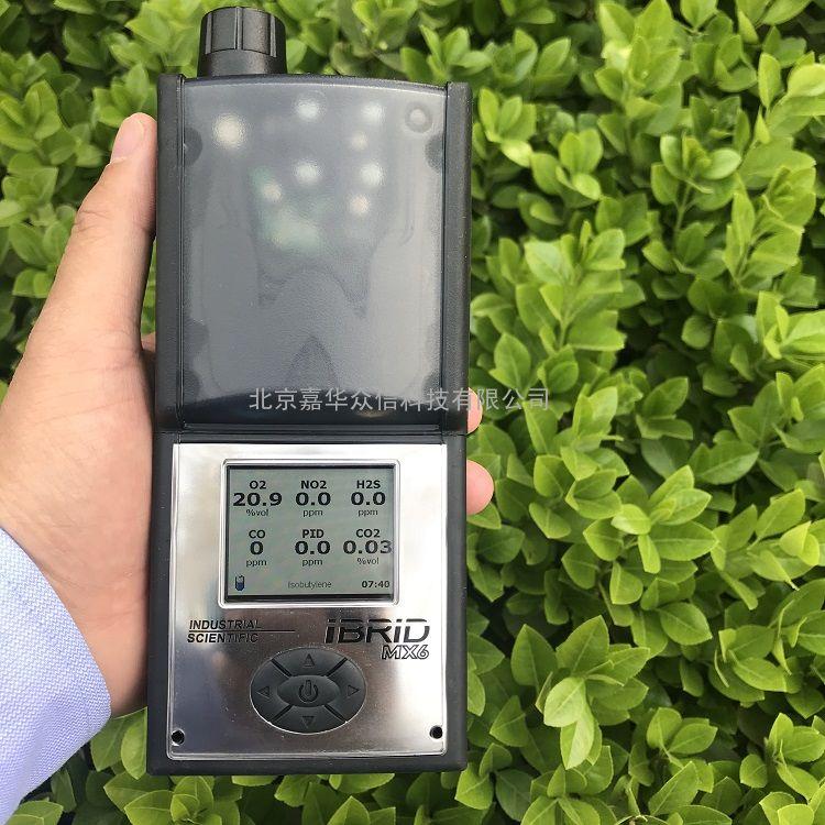 美国英思科MX6六合一气体检测仪