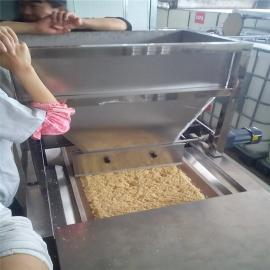 立威五谷杂粮烘焙机 花生微波熟化设备 微波烘焙设备生产线20kw