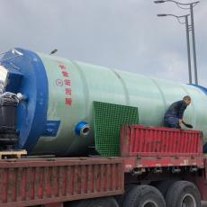 思源玻璃钢污水提升泵站户外控制柜功能SYPS-3000-8