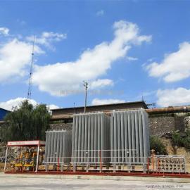 天燃气设备LNG空温式气化器调压撬汽化器调压箱柜气化撬客户定做