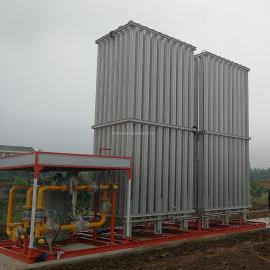 LNG汽化器LNG液体液氨液氮液氧低温液体充装站天然气设备客户定制