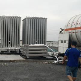 天然气设备LNG空温式汽化器燃气增压撬卸车增压器撬装设备客户定做