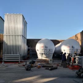 储罐CNG LNG液氮液氧液压低温防腐立式储罐卸车增压器天然气设备20M3