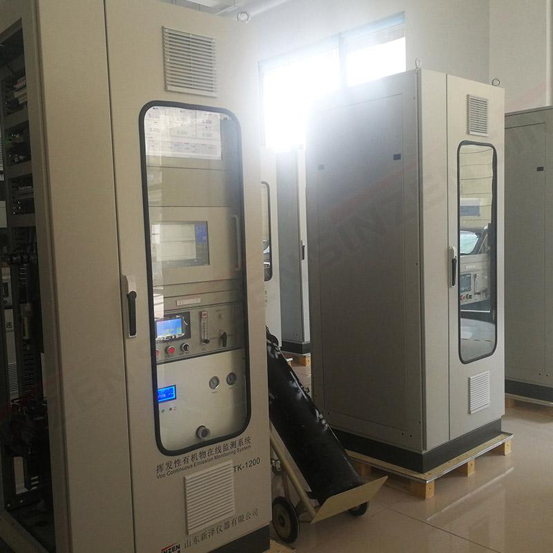 新泽仪器污染源自动监测装置 VOC监测仪TK-1200型