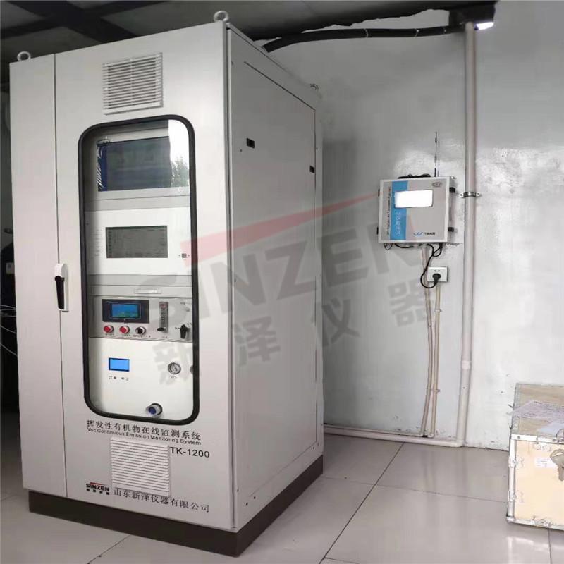 新泽仪器脱硫脱硝烟气排放连续在线分析仪TK-1200型