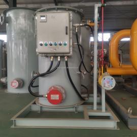 复热器天燃气设备LNGdianjia热水浴式气化器辅热器燃气锅炉供气设备