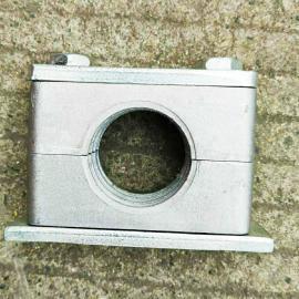 GLT高品质铝合金高强度全系列单层重型液压管夹THAG1-338#
