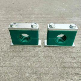 GLTLT高品质全系列工程塑料重型液压管夹THPG1-550#