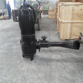 如克移动式自吸式潜水射流曝气机QSB0.75