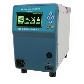 绿蓝环保便携式恒温恒流四路大气连续采样器L-1004型