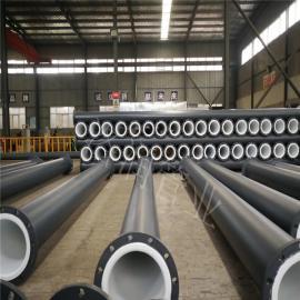 石化行业污水处理管道衬塑管国标