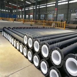 钢衬塑管 钢塑复合管