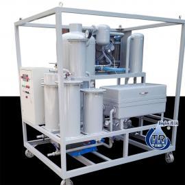通瑞脱水净化压力板框真空式多功能润滑油滤油机TR/ZJD-K-20Q