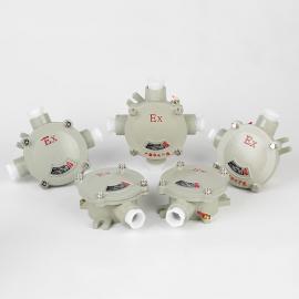 振安防爆接线盒 铝合金平盖 4分/6分/1寸 吊盖AH