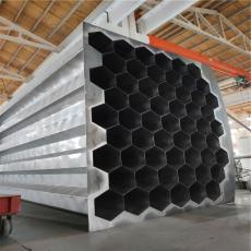 光博湿电除尘2205 316L阳极管设计生产加工定制
