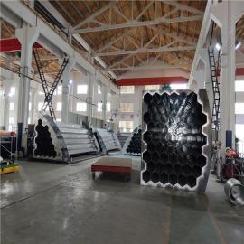guang博电厂hua工湿电除尘2205 316L不锈钢阳极管加工定制