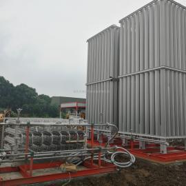 天然气设备低温液体气化设备LNG汽化器水浴式汽化器槽车卸车增压器客户定做