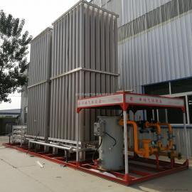 汽化器大xing天ran气汽化器lng空wen式气化器气化调压计量撬天燃气设备客户ding制