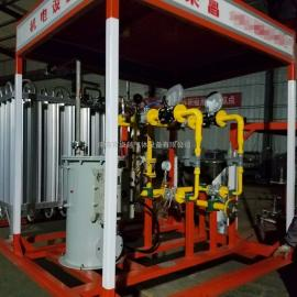 调压箱 天燃气调压箱计量天然气调压撬燃气集装箱调压柜气化站设备 LNG