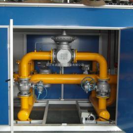 燃气设备 CNG减压设备汽化调压设备CNG调压柜箱减压撬装设备 CNG500-1000