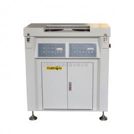 无级调速双盘光谱磨平机GPM-2-300宇舟