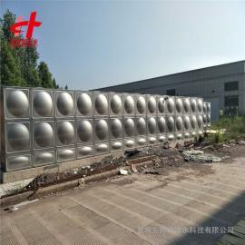 地上式箱泵一�w化消防水箱XBZ-432-0.40/40-0.50/40-S-I宏���o排水