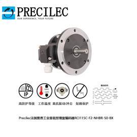 precilec重载型编码器RCI115C-F2-NHBR-S0-8X