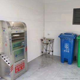 创瑞无 锡垃圾房-分类垃圾收集房-生活垃圾收集房ljf-001