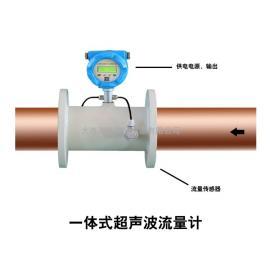 海峰伟业一体式超声波流量计TDS-100F1Y