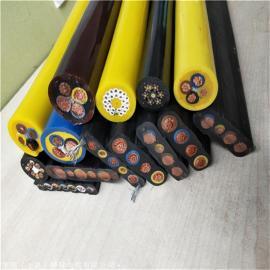 栗腾YFFBG实用新型龙门吊扁平电缆