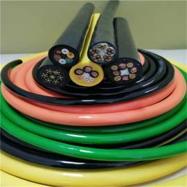 耐卷绕龙门吊电缆/铲运机电缆