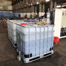 绿澄船舶加工五金油罐清洗电芬顿乳化油废水处理设备工业气浮机LC-CMBR/DTNF
