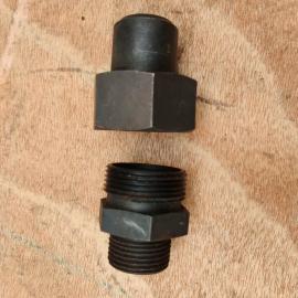 GLT不锈钢焊接式高压液压接头JBT966-77,32#