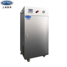 新宁全自动不锈钢内胆36KW立式电锅炉电蒸汽发生器LDR0.05-0.7