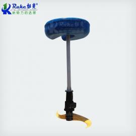 江苏如克立式环流搅拌机 浮筒式潜水搅拌机P/LHJ-1.5