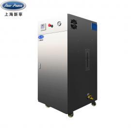 新宁反应釜夹层锅实验室灭菌配套用54kw立式工业电加热锅炉LDR0.077-0.7