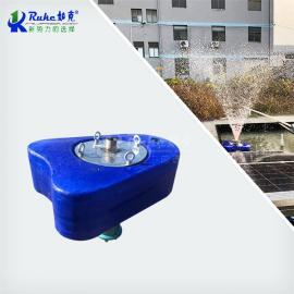如克太阳能光伏喷泉曝气机RUSN-PQ
