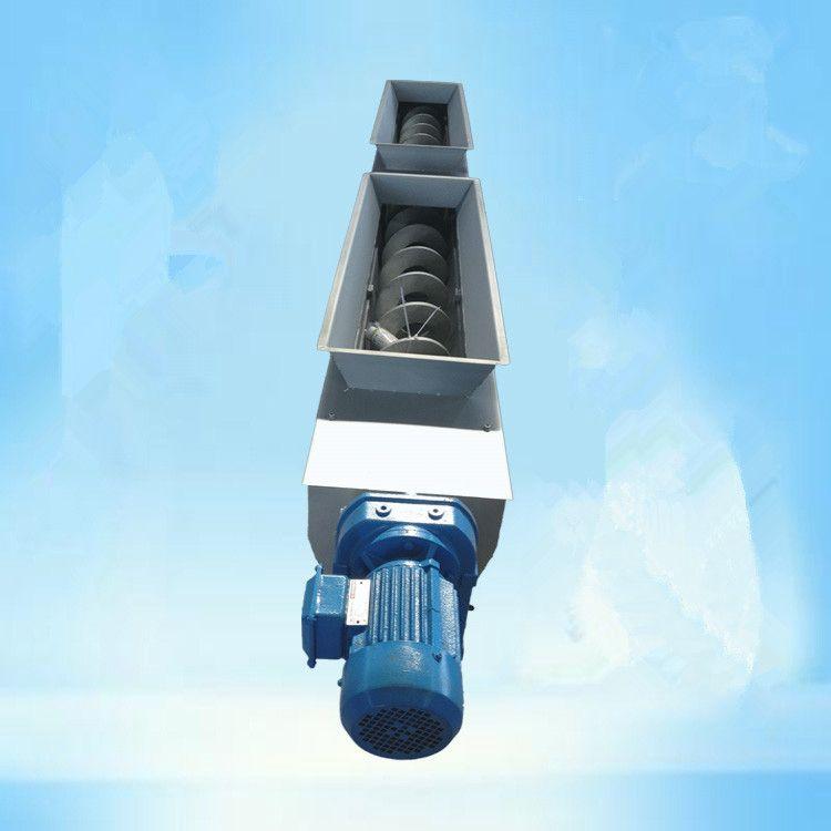 云升环保螺旋压榨机为格栅机配套设备LYZ