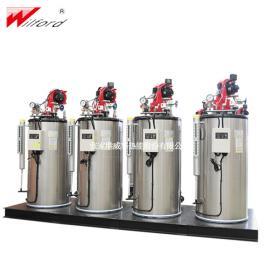 威孚撬装式免锅检燃油气蒸汽发生器WFQ