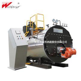 威孚锅炉4吨燃油气锅炉