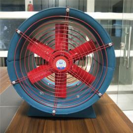 玻璃钢防腐低噪声轴流风机FT35-No3.55 Q=3367m3/h防爆等级CT4