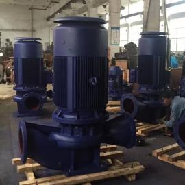 鄂泉立式变频管道泵ISG