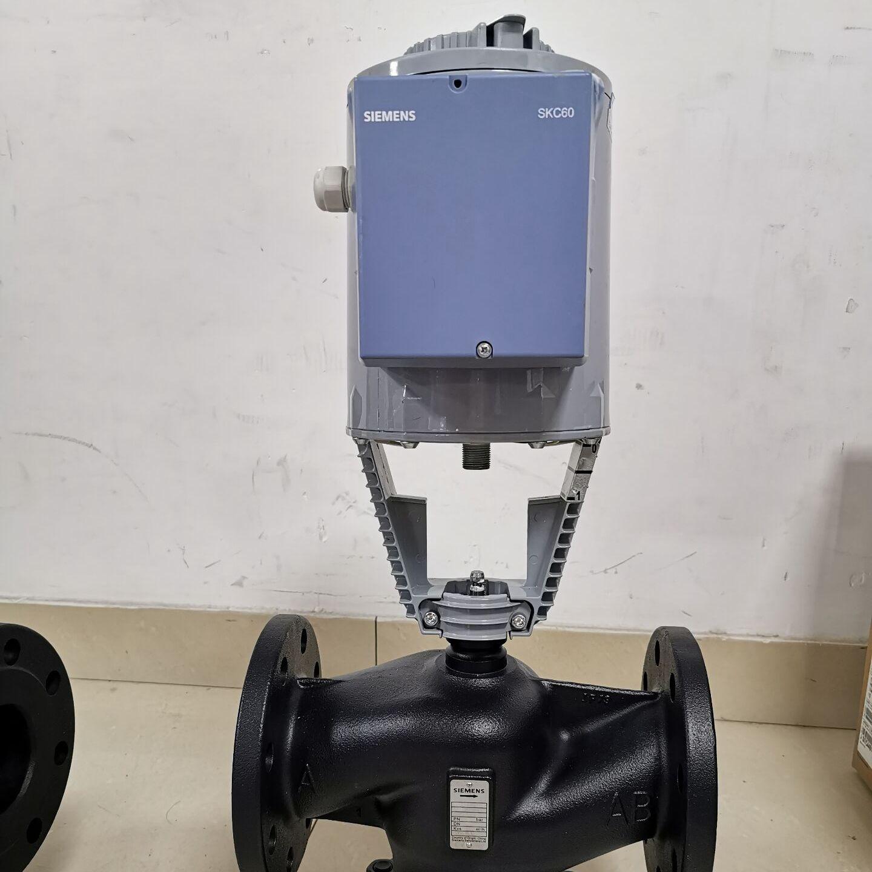 VVF40.100-124西门子二通电动调节座阀
