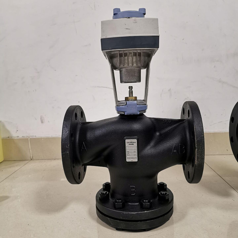 VVF40.125-250西门子二通电动调节座阀