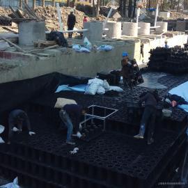 竞舟雨水回收系统 雨水蓄水怕模块 JZMK-400,JZMK-800